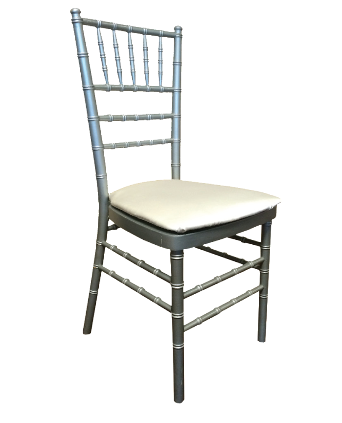 Black chiavari chairs with gold cushion - Category Chiavari